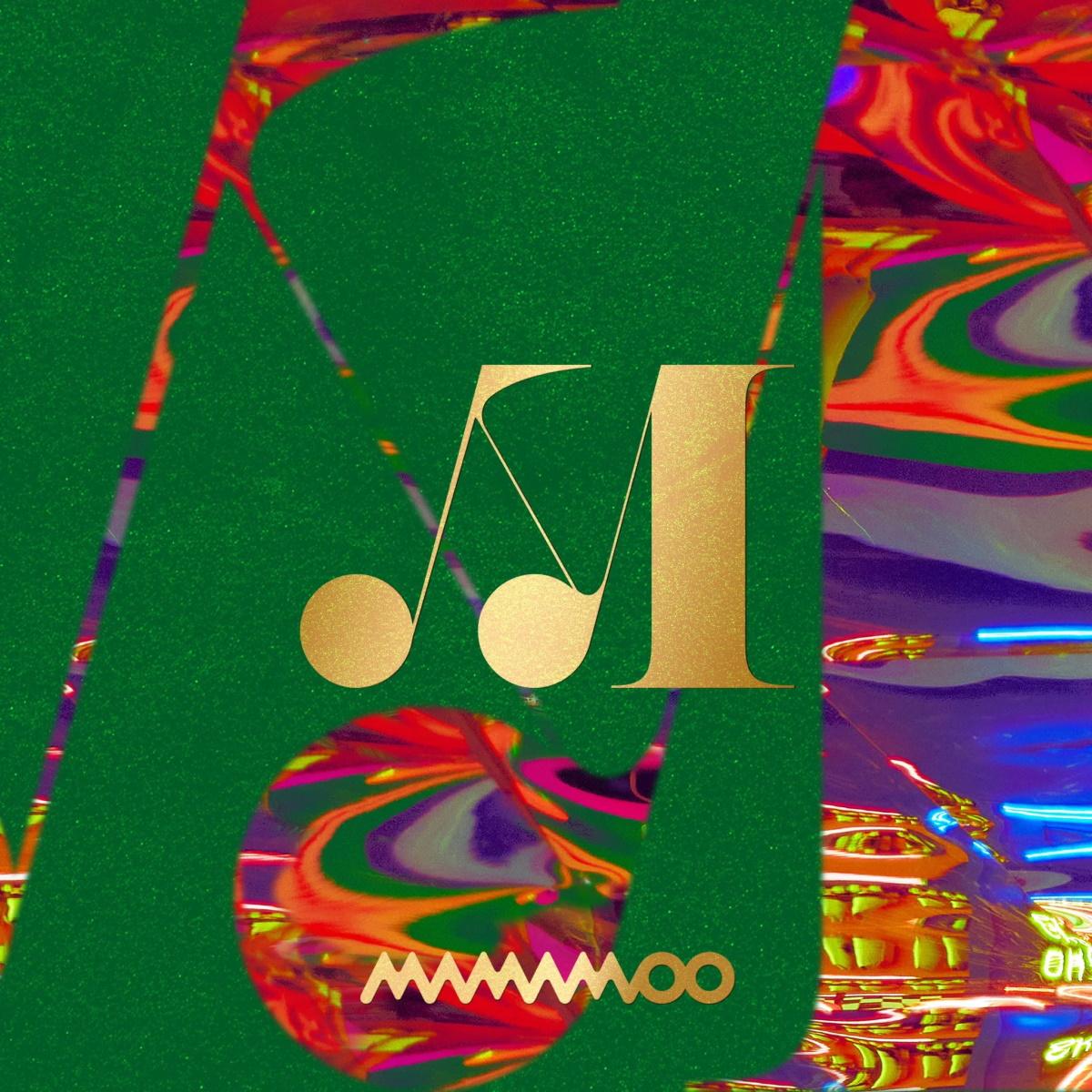 『MAMAMOO 딩가딩가 (Dingga) 歌詞』収録の『딩가딩가 (Dingga)』ジャケット