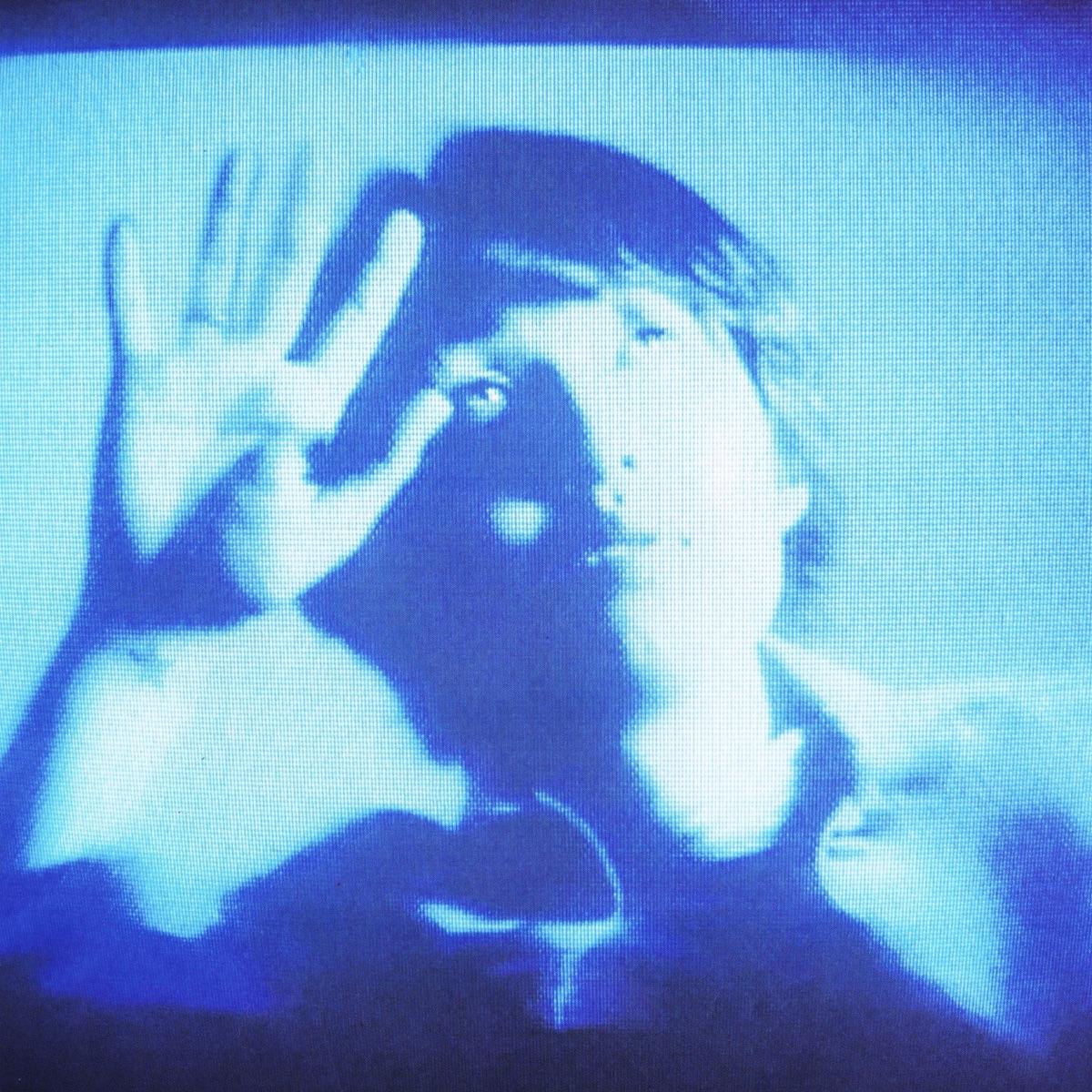 『Mega Shinnosuke - Midnight Routine』収録の『Midnight Routine』ジャケット