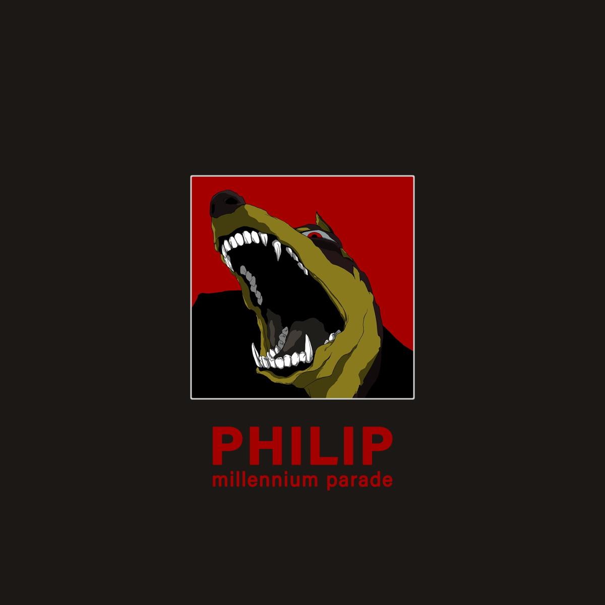 『millennium parade - Philip』収録の『Philip』ジャケット