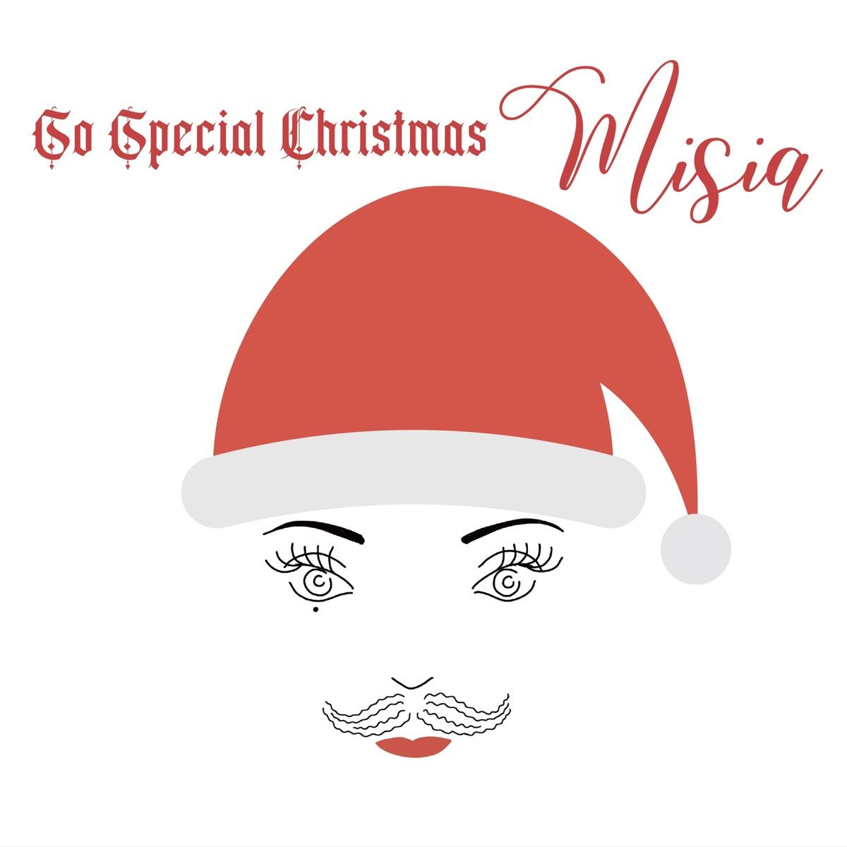 『MISIA - Gloria -glorious evolution- 歌詞』収録の『So Special Christmas』ジャケット