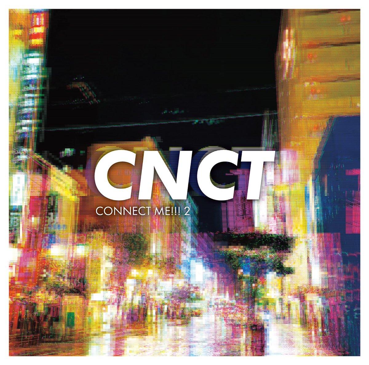 『D.watt feat. Ci [BOOGEY VOXX] - Never Run Away From Love』収録の『CONNECT ME!!! 2』ジャケット