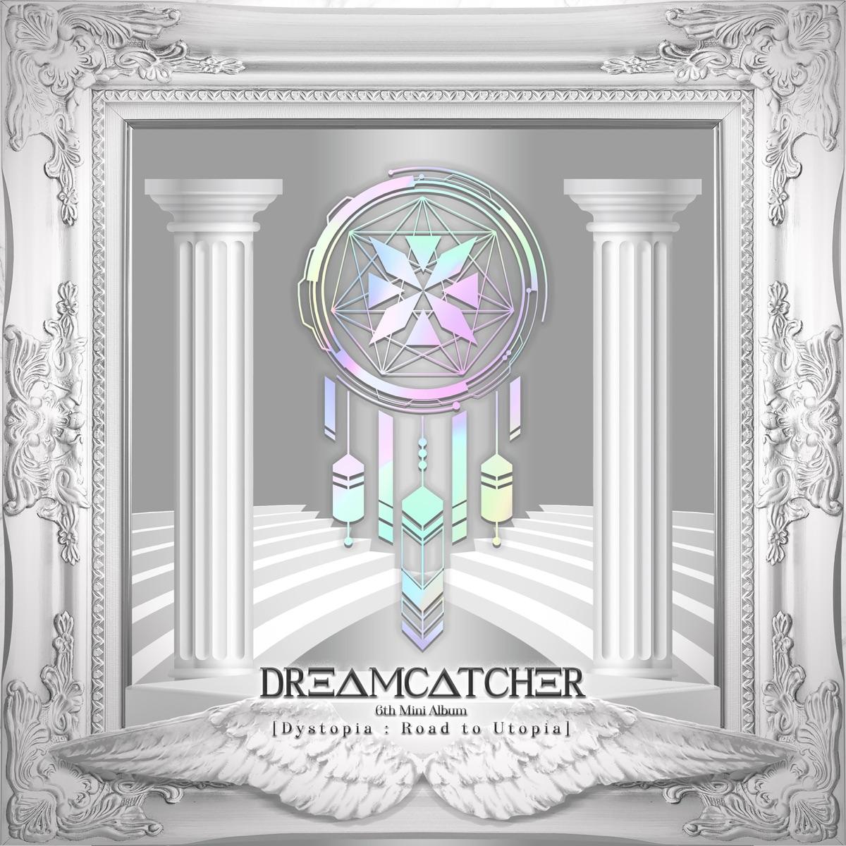 『DREAMCATCHER - Odd Eye 歌詞』収録の『[Dystopia : Road to Utopia]』ジャケット