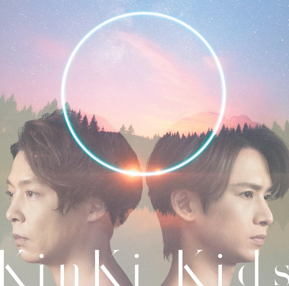 『KinKi Kids - STARS』収録の『O album』ジャケット