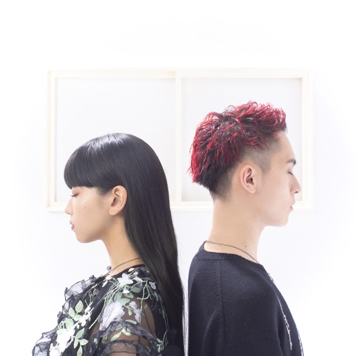 『Novel Core - 天気雨 feat. Hina (from FAKY)』収録の『天気雨 feat. Hina (from FAKY)』ジャケット