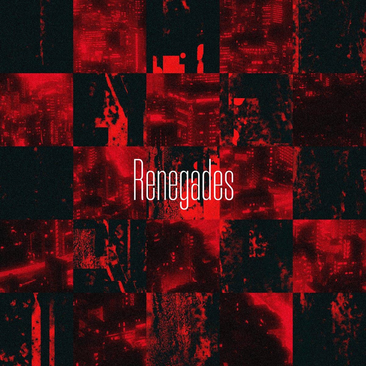 『ONE OK ROCK - Renegades』収録の『Renegades』ジャケット