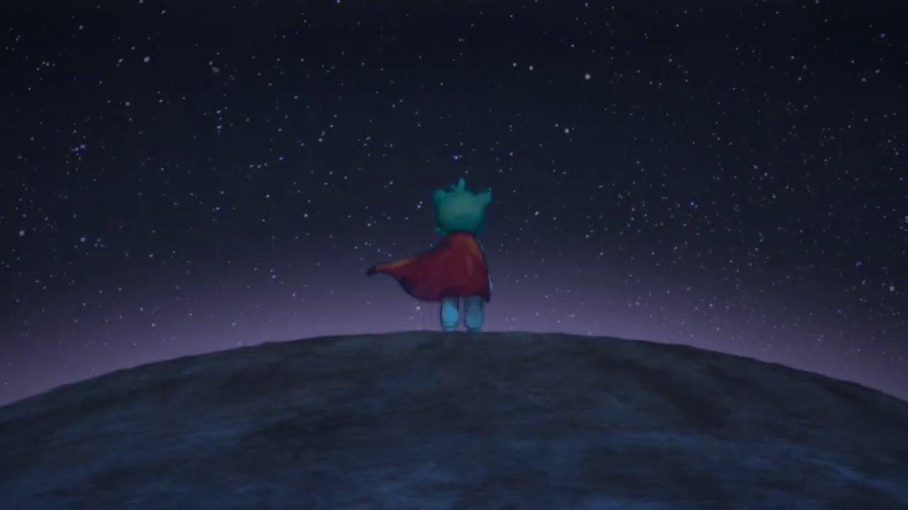 『莉犬 - 宇宙神秘ブギ』収録の『宇宙神秘ブギ』ジャケット