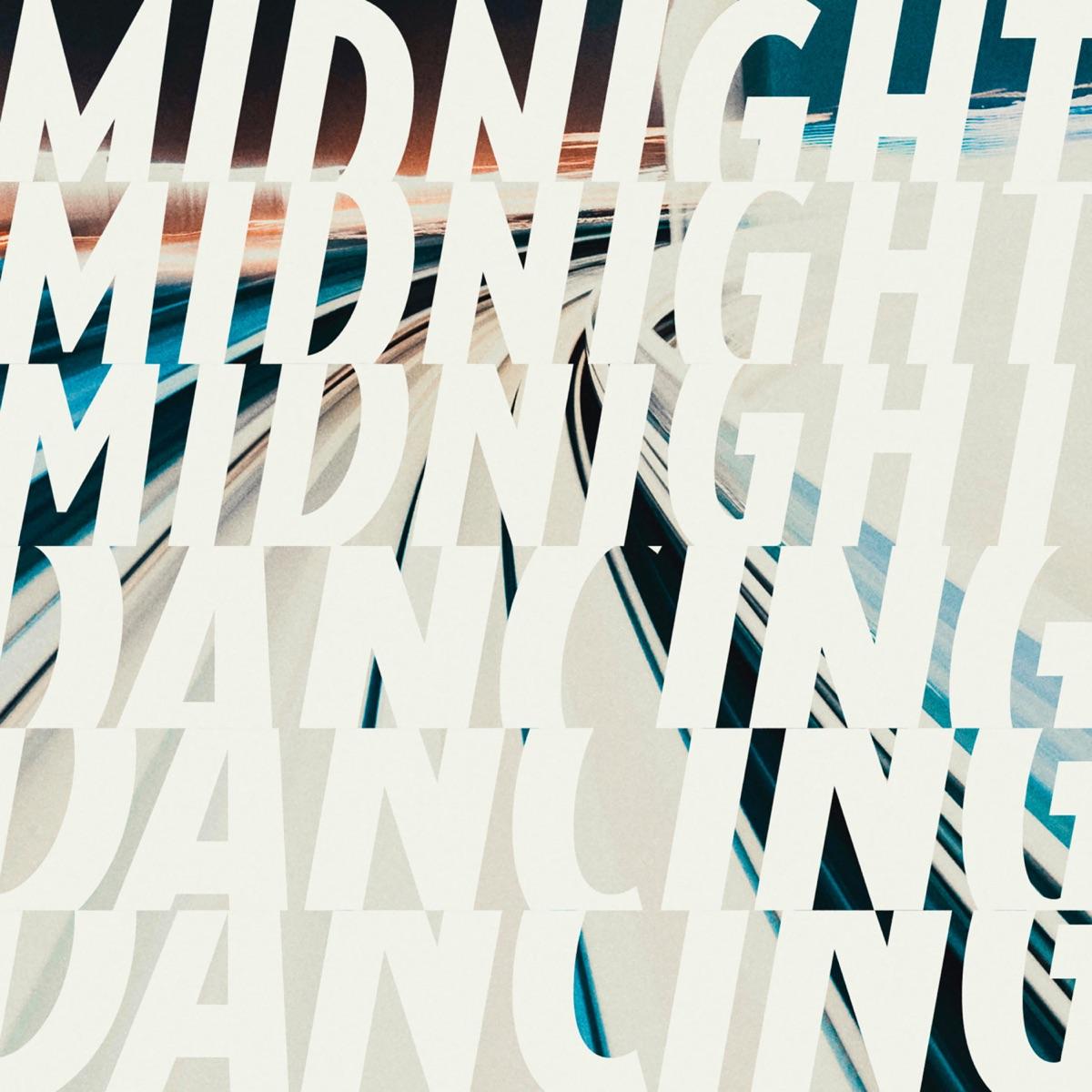 『クボタカイ - MIDNIGHT DANCING 歌詞』収録の『MIDNIGHT DANCING』ジャケット