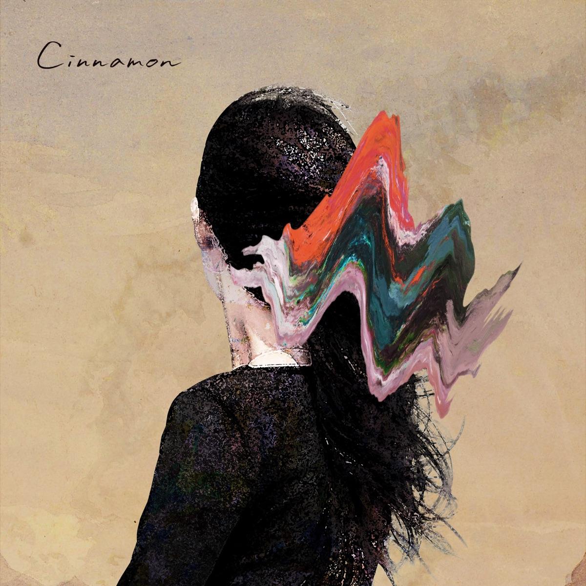『キタニタツヤ - Cinnamon』収録の『Cinnamon』ジャケット