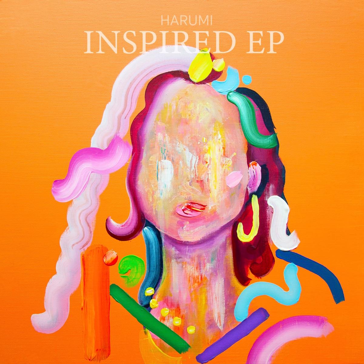 『遥海 - No One』収録の『INSPIRED EP』ジャケット