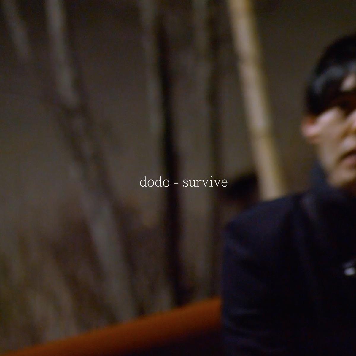 『dodo - survive 歌詞』収録の『survive』ジャケット