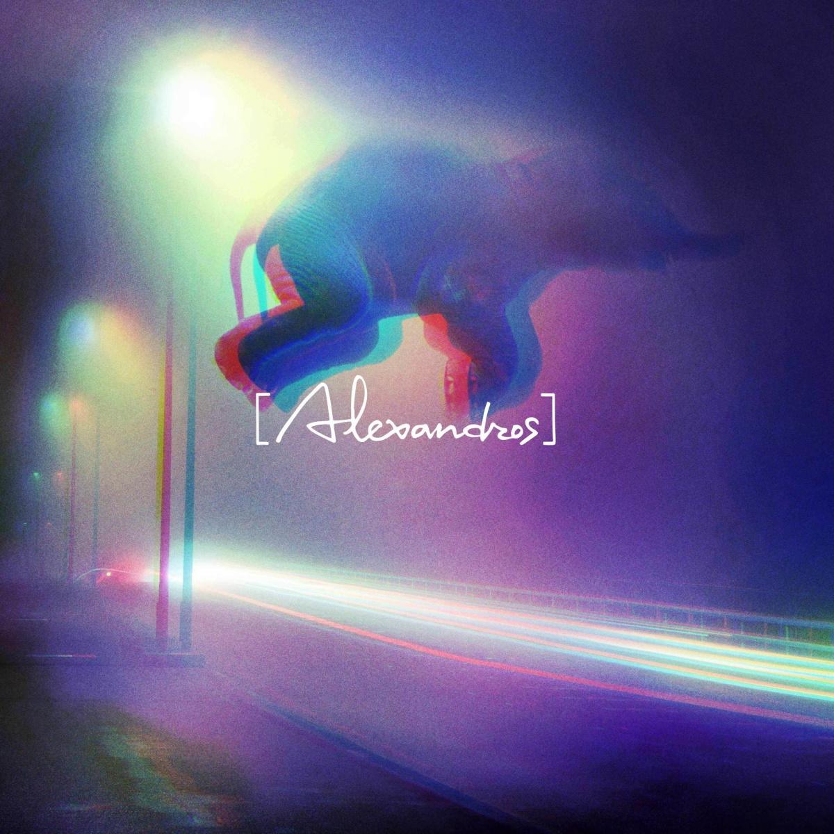 『[Alexandros] - 閃光 (English ver.)』収録の『閃光』ジャケット