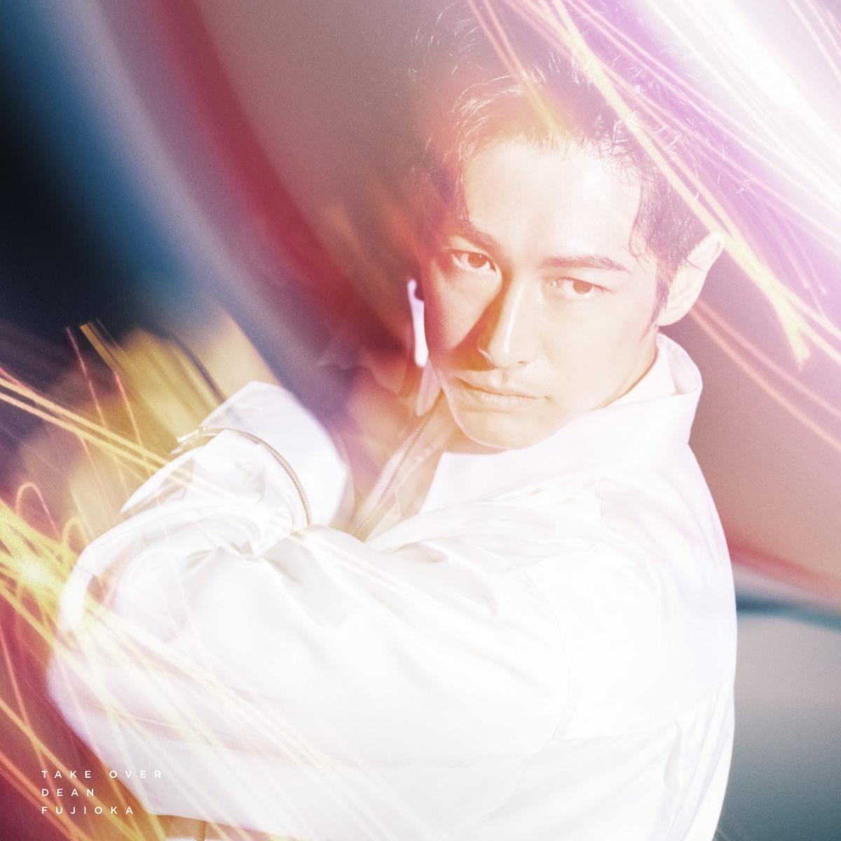 『DEAN FUJIOKA - Take Over』収録の『Take Over』ジャケット