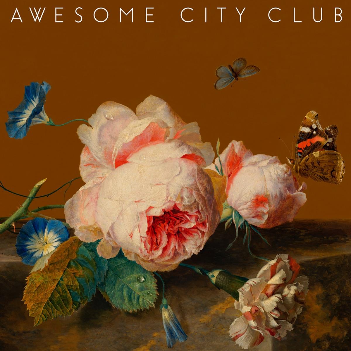 『Awesome City Club - またたき』収録の『またたき』ジャケット