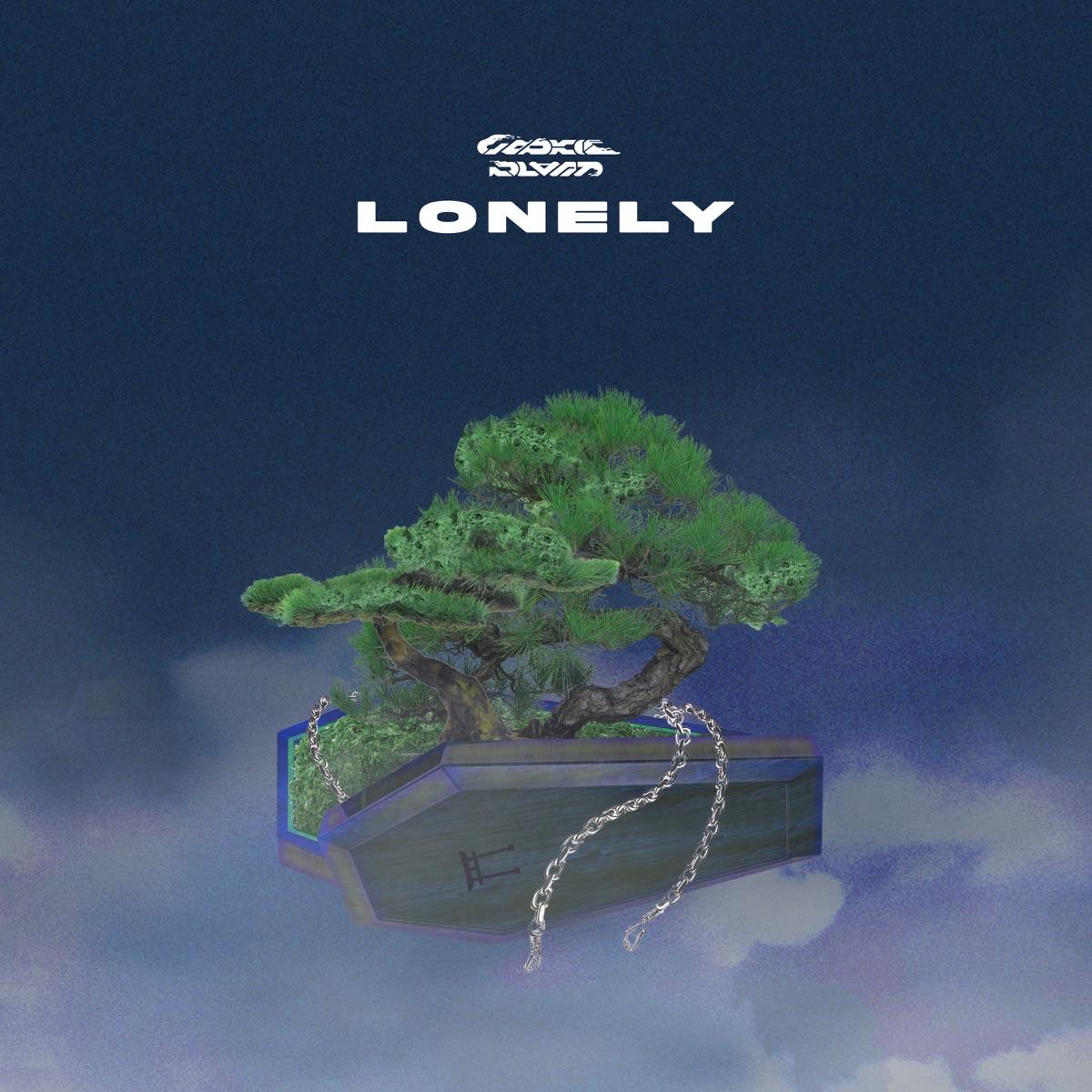 『Cookie Plant - Lonely』収録の『Lonely』ジャケット