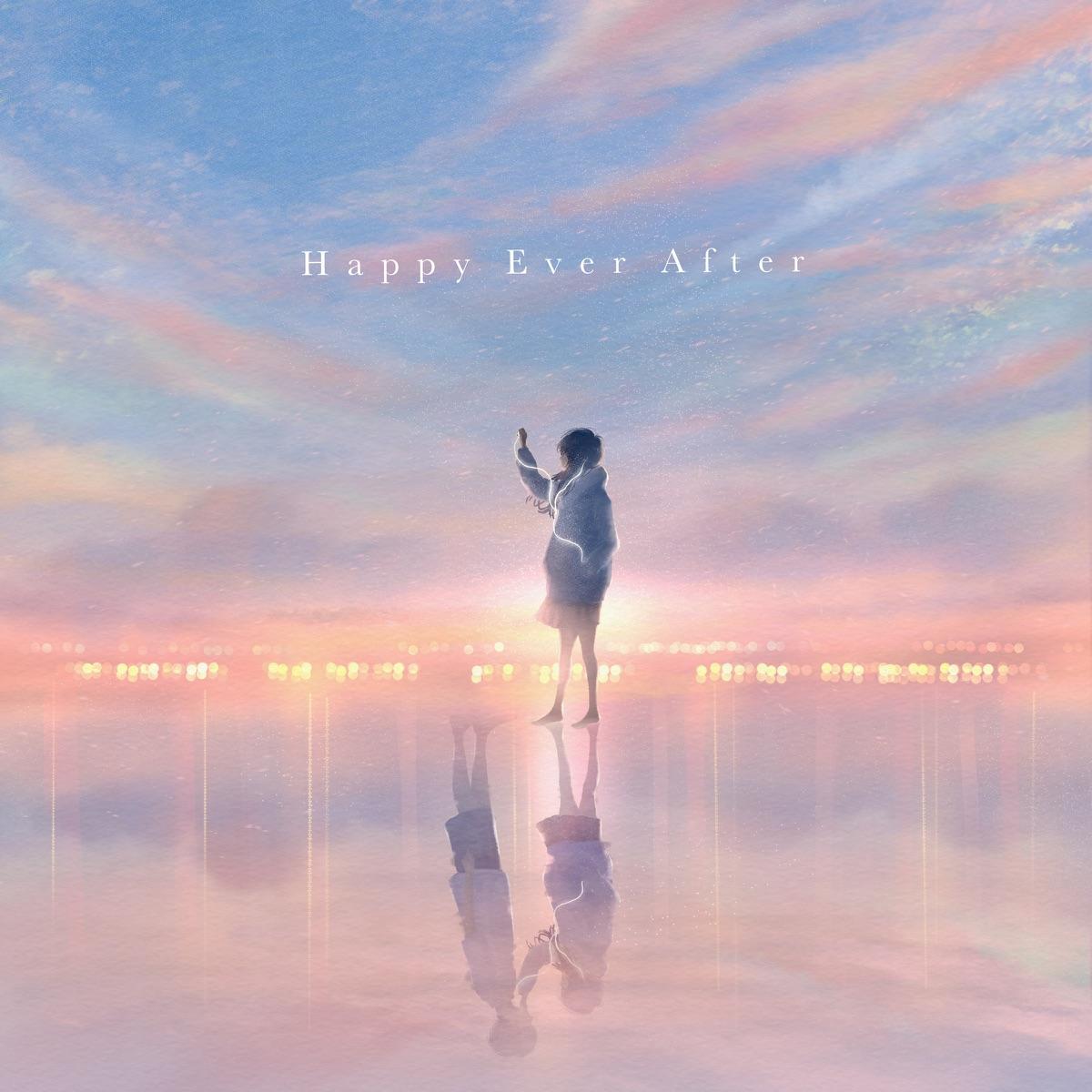 『FAKY - HappyEverAfter』収録の『HappyEverAfter』ジャケット
