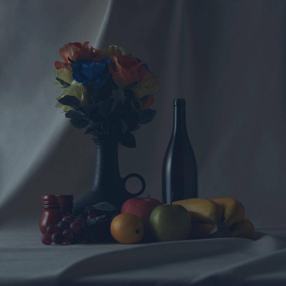 『GRAPEVINE - 目覚ましはいつも鳴りやまない』収録の『新しい果実』ジャケット