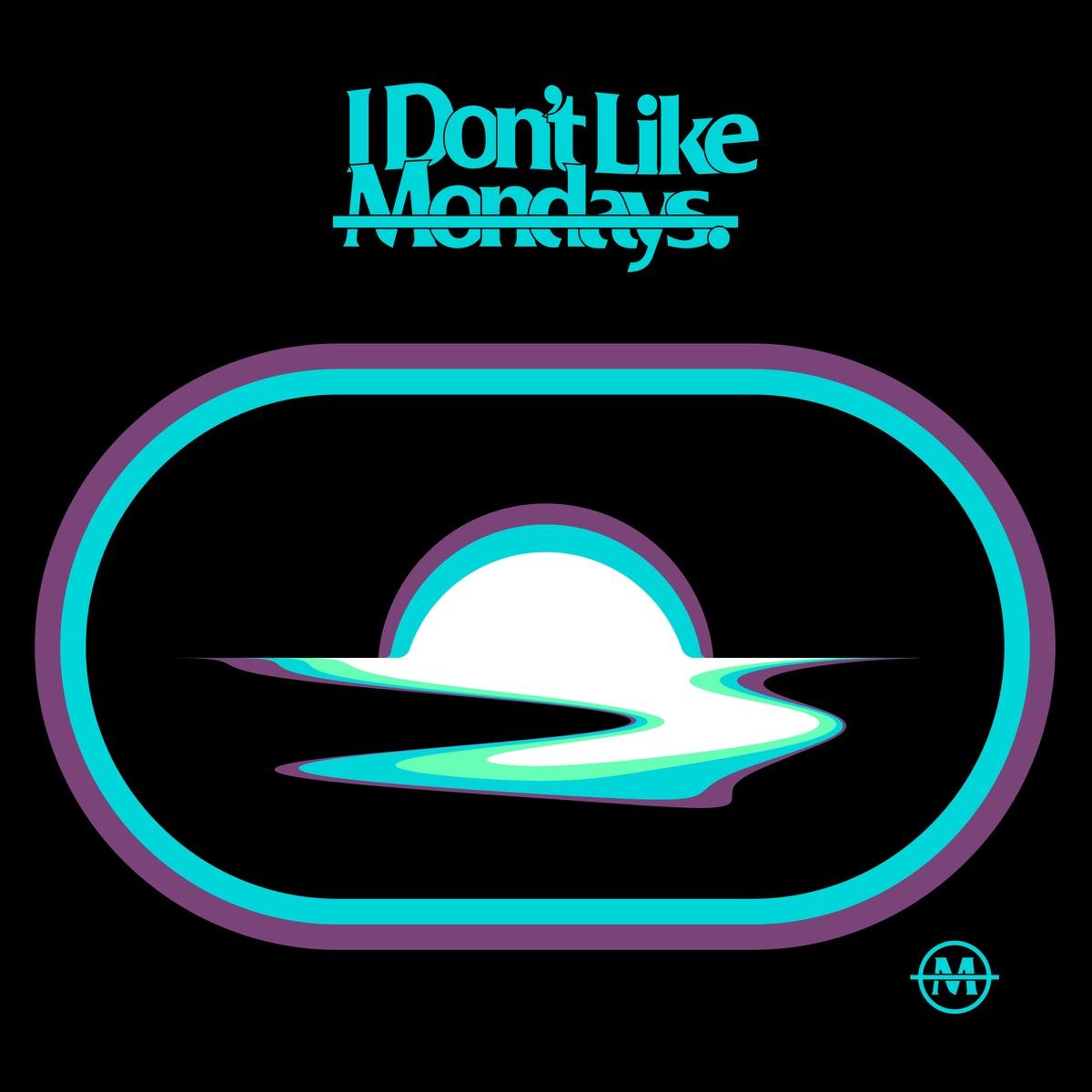 『I Don't Like Mondays. - 地上を夢見る魚』収録の『地上を夢見る魚』ジャケット