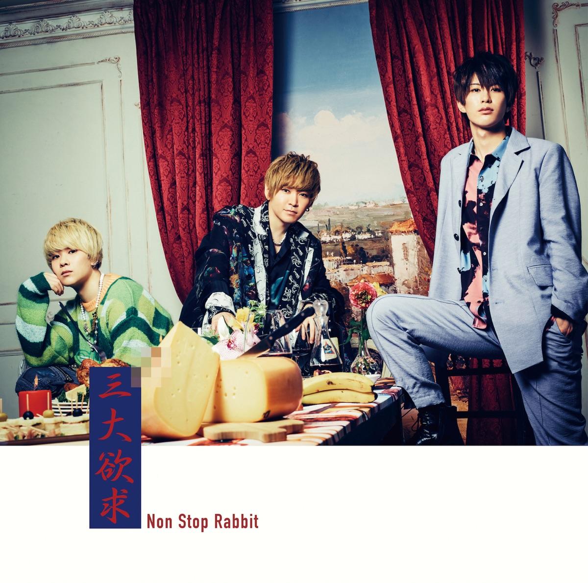 Cover for『Non Stop Rabbit - Sandai Yokkyuu』from the release『Sandai Yokkyuu』