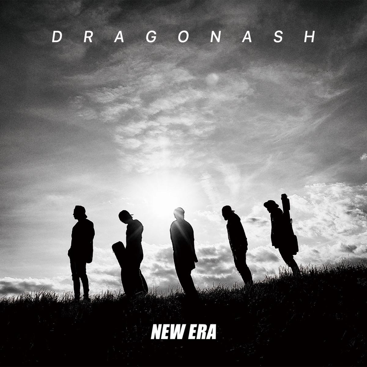 『Dragon Ash - ダイアログ』収録の『NEW ERA』ジャケット