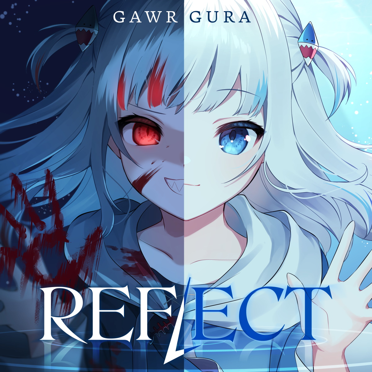 Cover image of『Gawr GuraREFLECT』from the Album『』