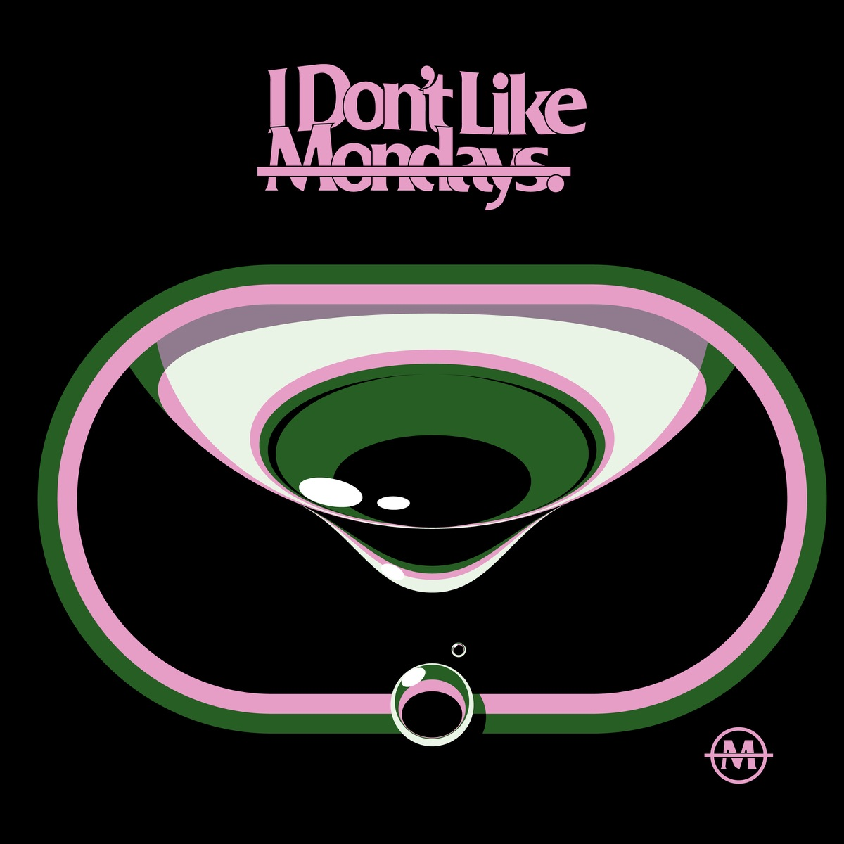 『I Don't Like Mondays. - 馬鹿』収録の『馬鹿』ジャケット