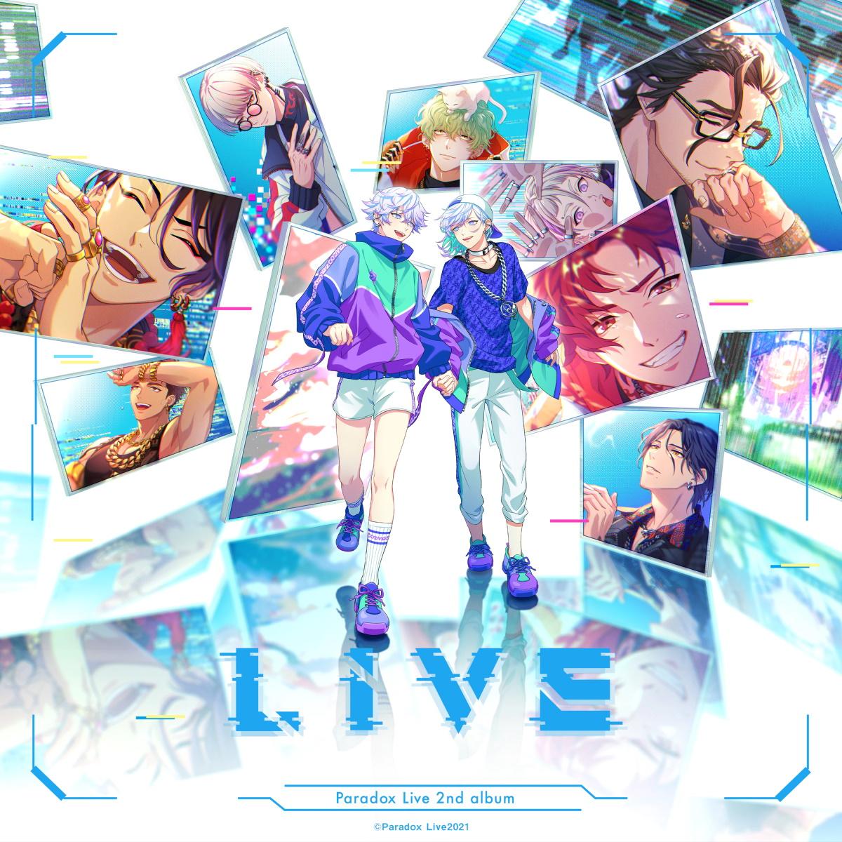 『武雷管 - BURAIKAN is Back』収録の『Paradox Live 2nd album