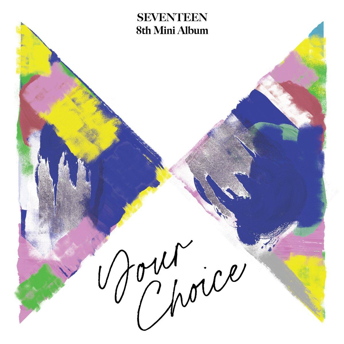 『SEVENTEEN - GAM3 BO1』収録の『Your Choice』ジャケット