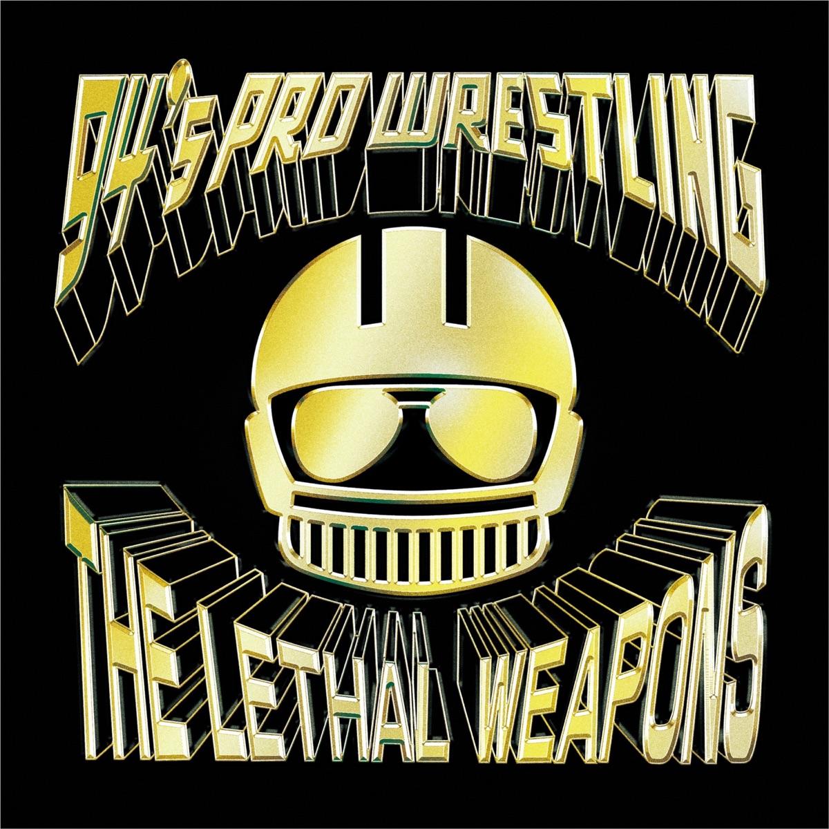 『ザ・リーサルウェポンズ - 94年のジュニアヘビー ~ザ・スコア~』収録の『94's Pro Wrestling』ジャケット