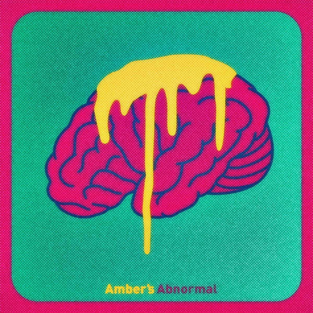 『Amber's - アブノーマル』収録の『アブノーマル』ジャケット