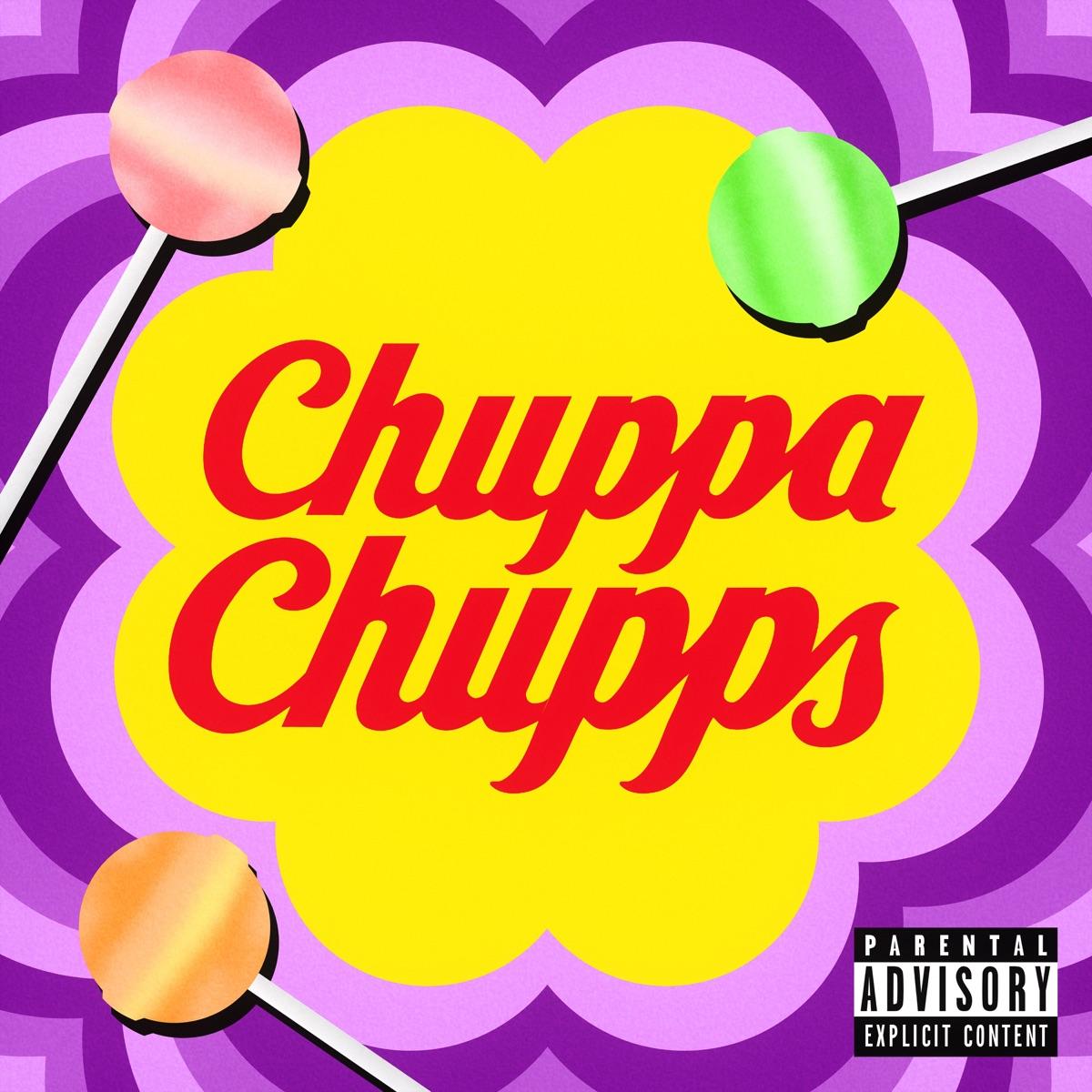『CREAM - Chuppa Chupps』収録の『Chuppa Chupps』ジャケット