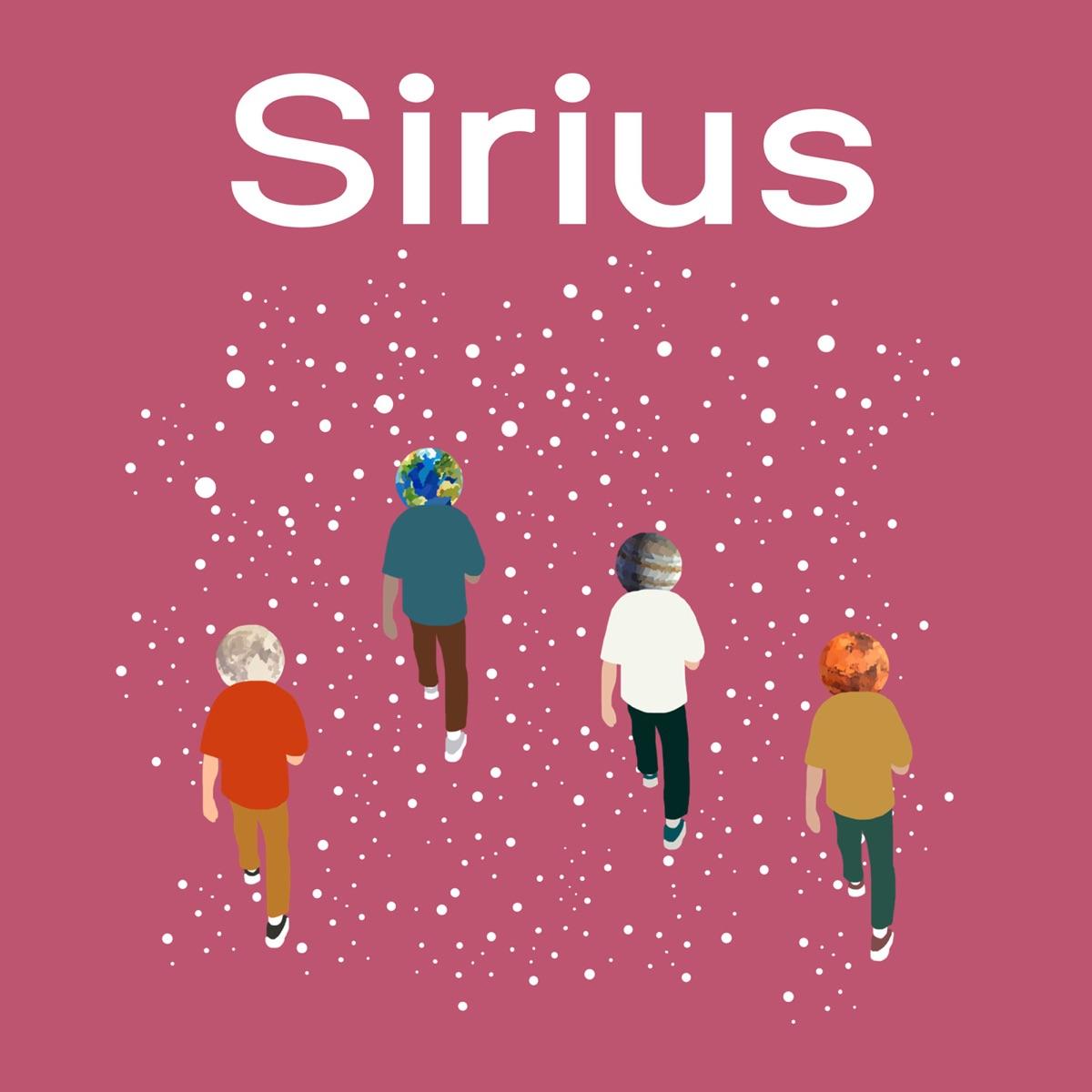 『Mr.ふぉるて - シリウス』収録の『シリウス』ジャケット