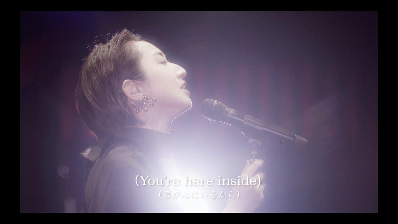 『Ms.OOJA - 星降る夜に (English Ver.)』収録の『星降る夜に (English Ver.)』ジャケット