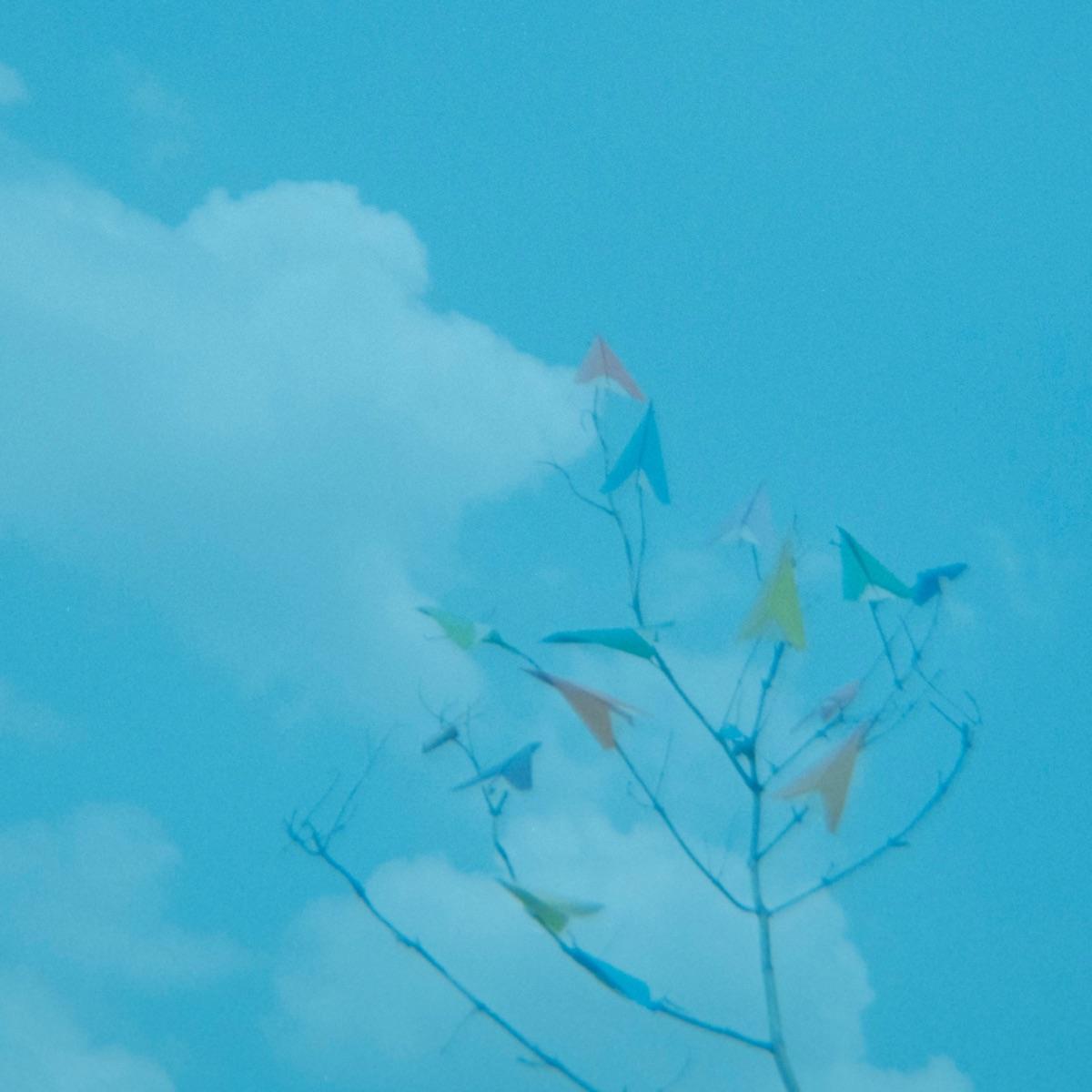 『リーガルリリー - 風にとどけ』収録の『風にとどけ』ジャケット