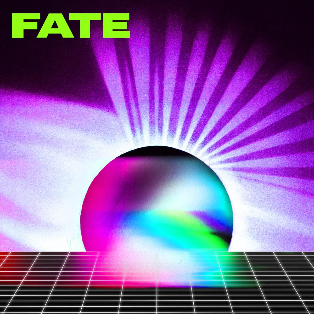 『ビッケブランカ - Little Summer - Standalone』収録の『FATE』ジャケット