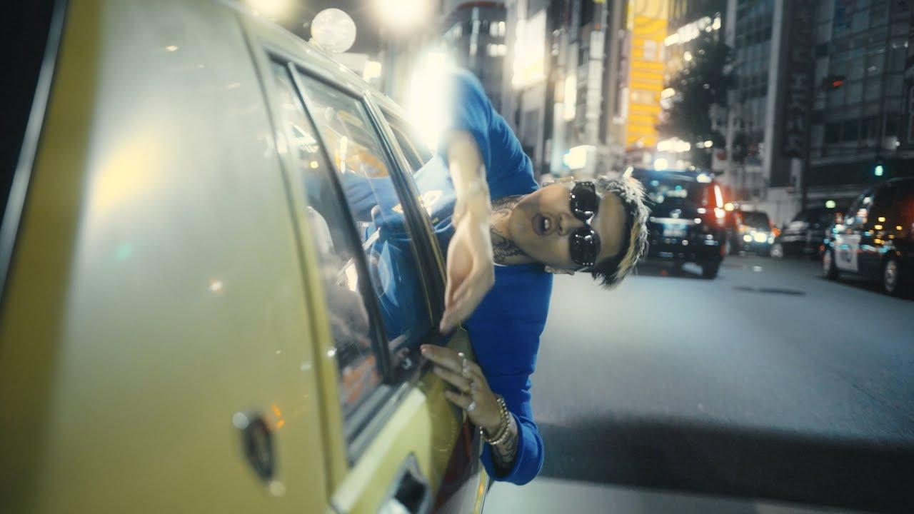 『KOHH - Taiyo (Remix) feat. LEX』収録の『Taiyo (Remix) feat. LEX』ジャケット