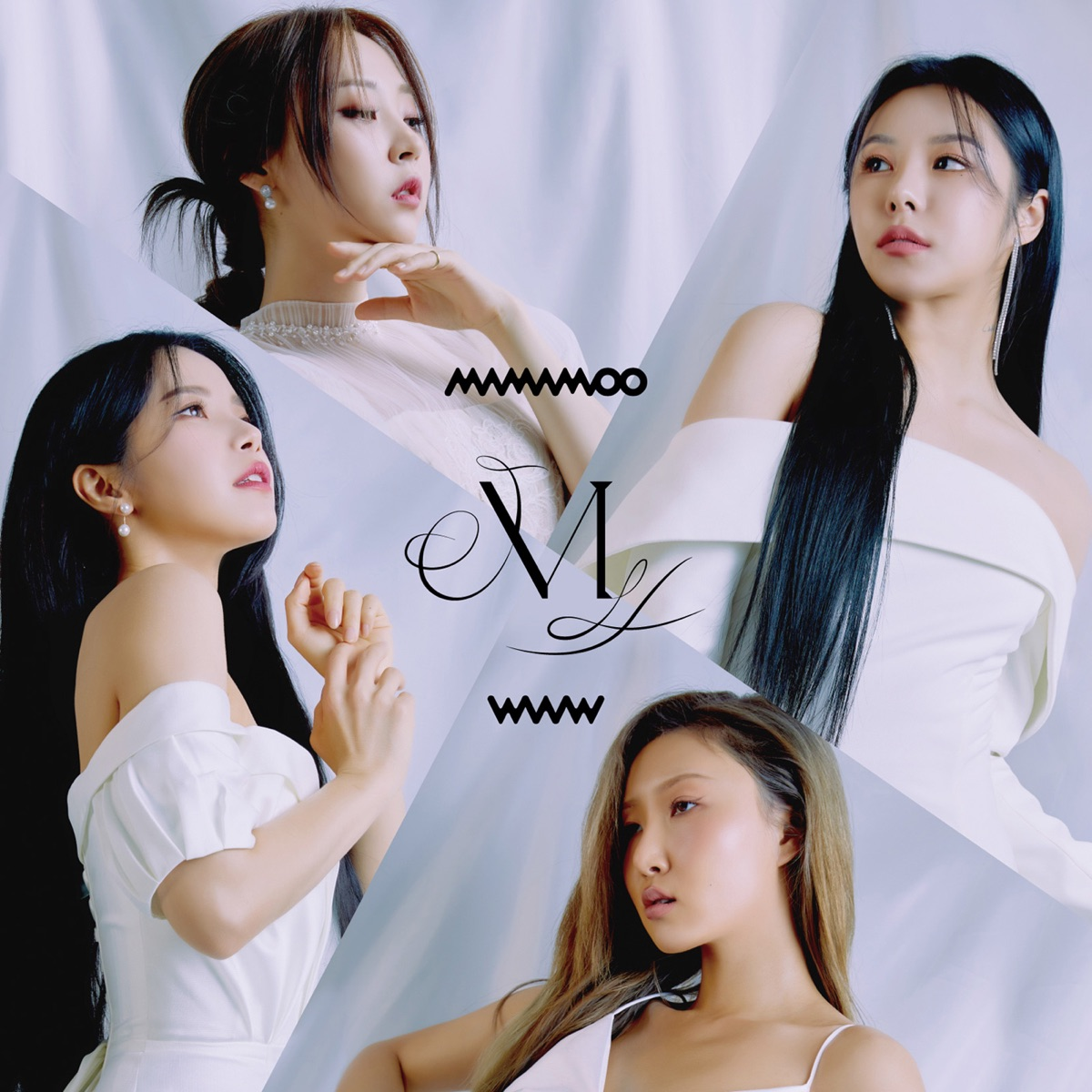 Cover image of『MAMAMOOWhere Are We Now -Japanese ver.-』from the Album『』