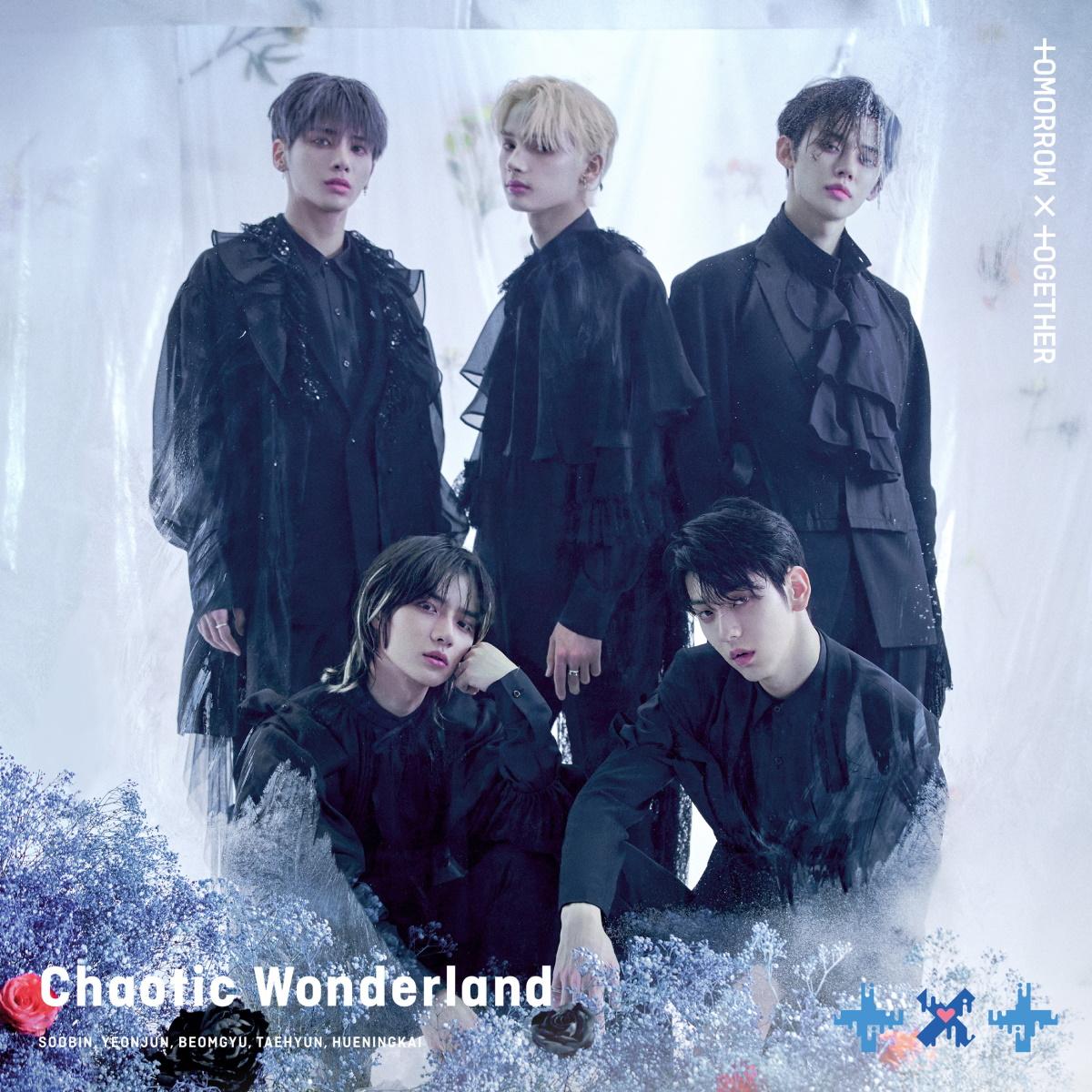 『TOMORROW X TOGETHER - Ito』収録の『Chaotic Wonderland』ジャケット