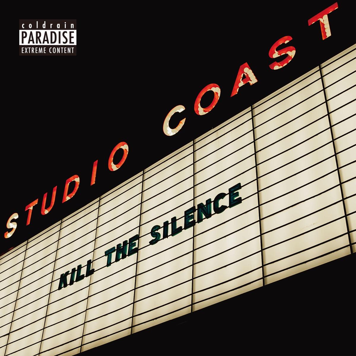 『coldrain - PARADISE (Kill The Silence)』収録の『PARADISE (Kill The Silence)』ジャケット