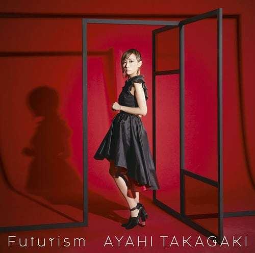 『高垣彩陽 - Futurism』収録の『Futurism』ジャケット