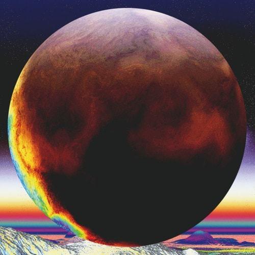 『Coldplay X BTS - My Universe 歌詞』収録の『My Universe』ジャケット