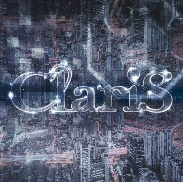『ClariS冬空花火』収録の『』ジャケット
