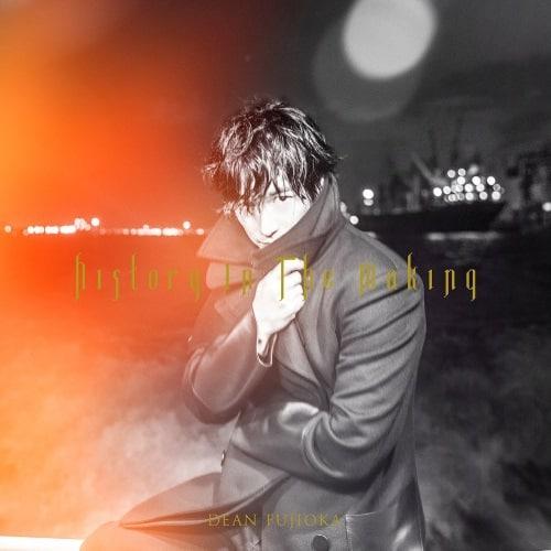 『DEAN FUJIOKA - Maybe Tomorrow 歌詞』収録の『』ジャケット