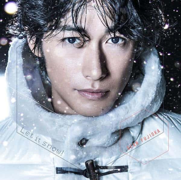 『DEAN FUJIOKA - Let it snow! 歌詞』収録の『』ジャケット