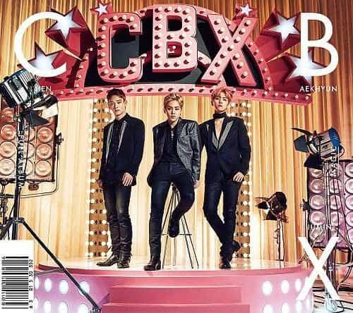 『EXO-CBXGirl Problems』収録の『』ジャケット