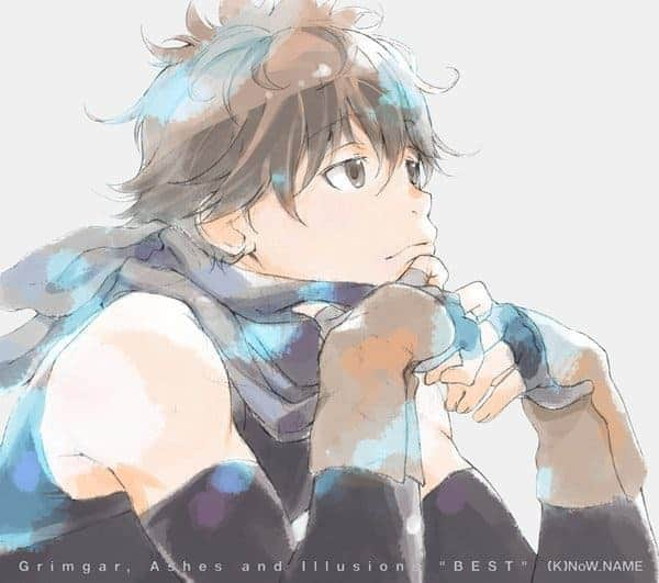 『(K)NoW_NAME - Swelling of Buds』収録の『Grimgar, Ashes and Illusions BEST』ジャケット