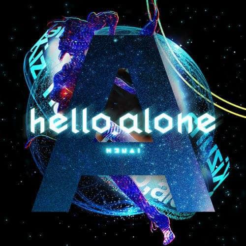 『Kizuna AI (キズナアイ)hello,alone』収録の『』ジャケット