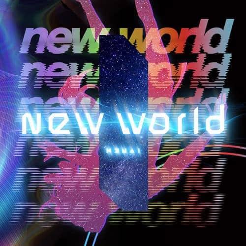 『Kizuna AI (キズナアイ)new world』収録の『』ジャケット