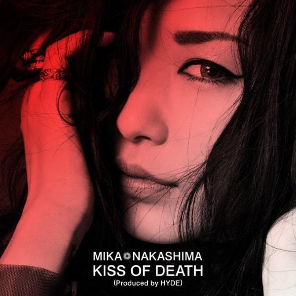 『中島美嘉 KISS OF DEATH (Produced by HYDE) 歌詞』収録の『』ジャケット