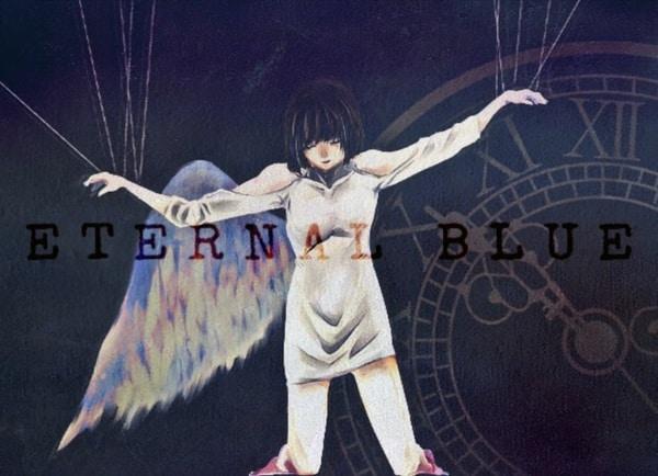 『美波ETERNAL BLUE』収録の『』ジャケット