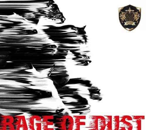 『SPYAIR - RAGE OF DUST』収録の『RAGE OF DUST』ジャケット